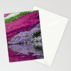 A Colorful River Stationery Cards