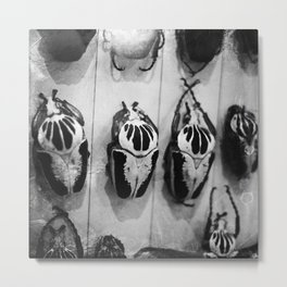Giant Beetles Metal Print