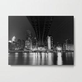 NYC Skyline Metal Print