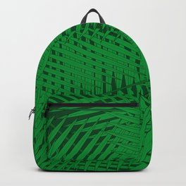 Palms forest ~ Tropical texture Backpack