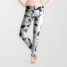 Australian animals Leggings