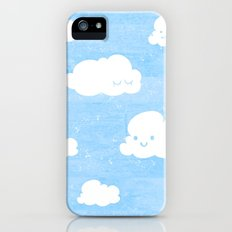 Weekends and Clouds Slim Case iPhone (5, 5s)