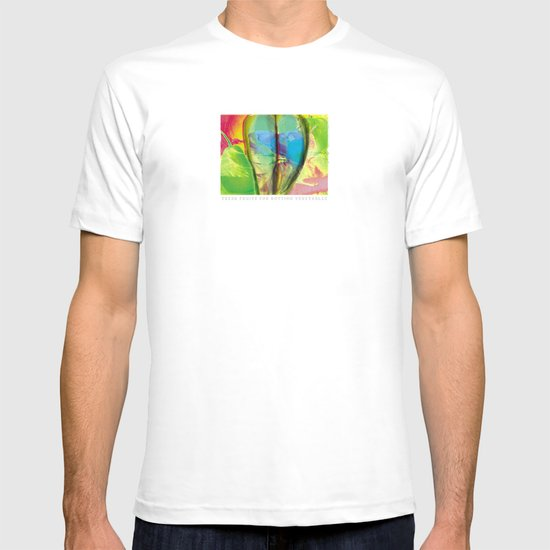 Halbseiden Fruit T-shirt