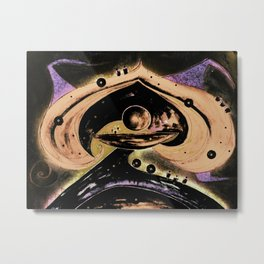 Nr. 209 Metal Print