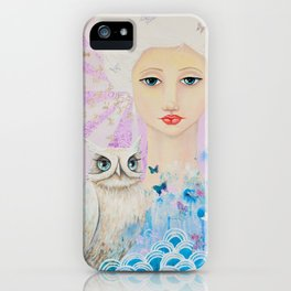 The Other Side of Metamorphosis  iPhone Case