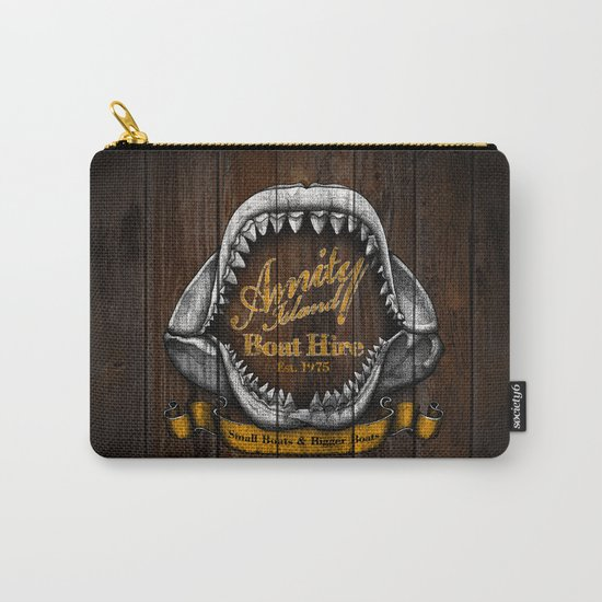 Amity Island Boat Hire Carry-All Pouch