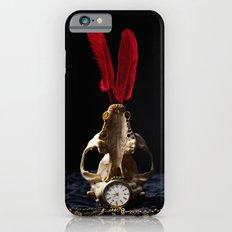 Skull & Feathers iPhone 6 Slim Case