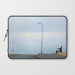 Right here waiting Laptop Sleeve
