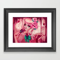 Sweet Release Framed Art Print