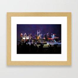 The Mavericks Framed Art Print