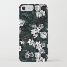 Botanical Night iPhone 7 Slim Case