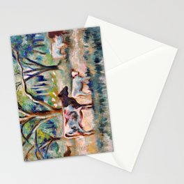 Cows and Trees (*Koinonia*) Stationery Cards