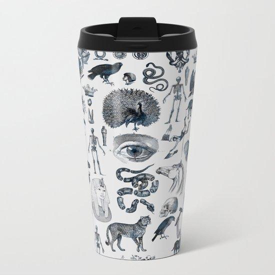 INK Metal Travel Mug