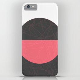 Bloody Lunar Eclipse iPhone Case