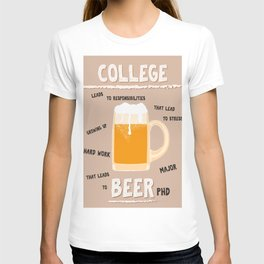 Beer Phd T-shirt