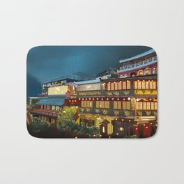 Tea house Juifen Bath Mat