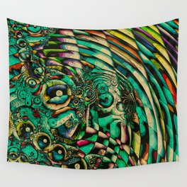 Squirm Wall Tapestry