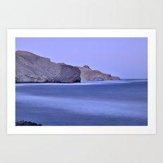 Cabo de Gata Art Print