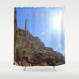 Endure 2 Shower Curtain