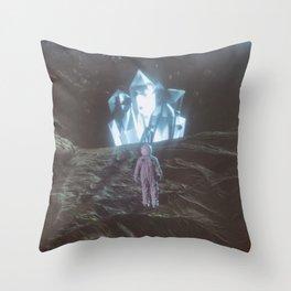 Sinuosity Throw Pillow