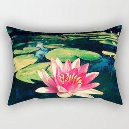 Sugar Vat Flower Rectangular Pillow