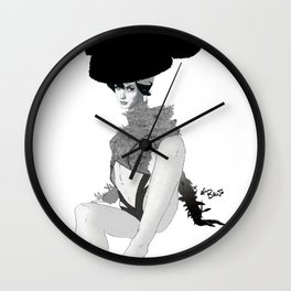 Ole Paulina Wall Clock