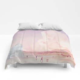 Crystal Beach Comforters
