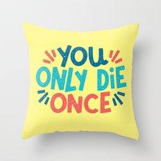 YODO Throw Pillow
