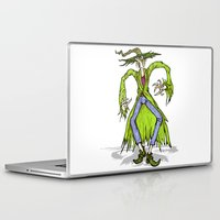 wizard Laptop & iPad Skins featuring Wizard by RifKhas