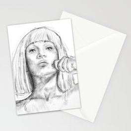 Young Maddie Stationery Cards