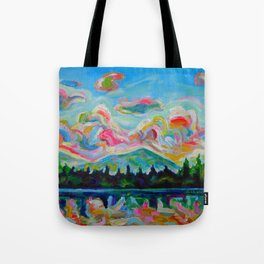 Okanagan Summer Tote Bag