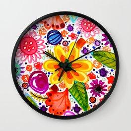 calypsooo Wall Clock