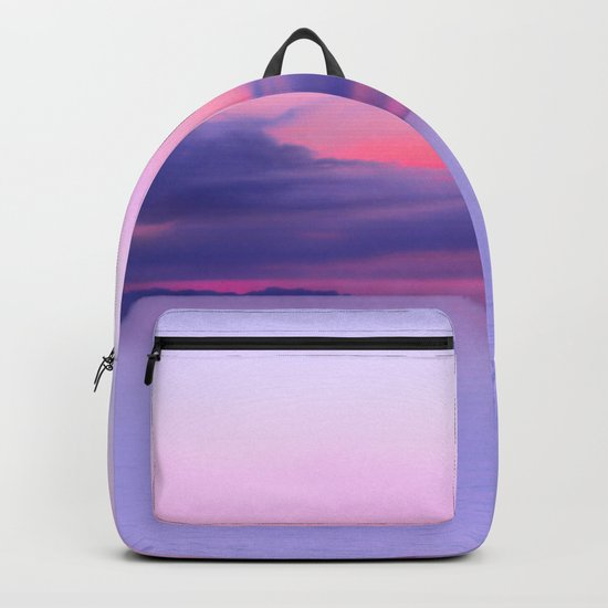 Sunset Indigo Mood Backpack