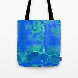 WaterBlue Tote Bag
