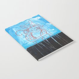 Silently Screaming Notebook