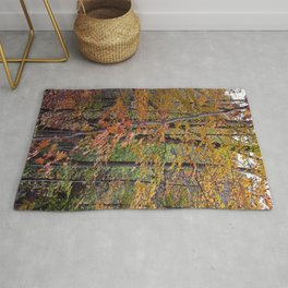 In the Midst of Nature Rug