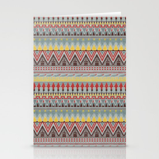 WHISKY AZTEC  Stationery Cards