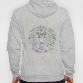 Fly away with me by Luca Johnson Hoody