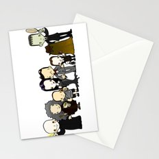 They're creepy and they're kooky Stationery Cards