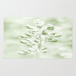 Lupine in Vintage color #decor #society6 Rug