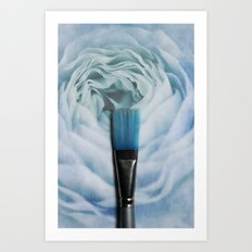 Finding the Heart of Me Art Print