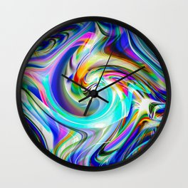 Abstract Perfection 31 Wall Clock
