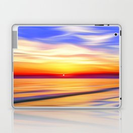 In the Bay Laptop & iPad Skin
