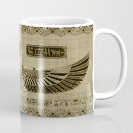Egyptian Goddess Isis Ornament Coffee Mug