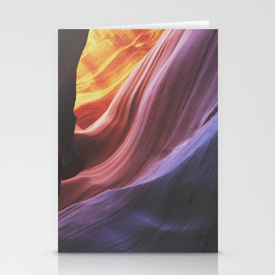 Antelope Canyon Stationery Cards