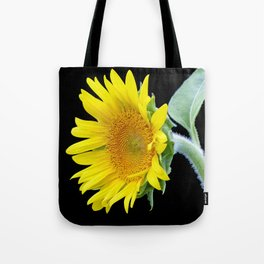 Small Sunflower Tote Bag