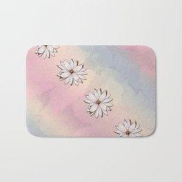 lily-white Bath Mat