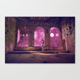 QUEEN OF THE UNIVERSE Canvas Print