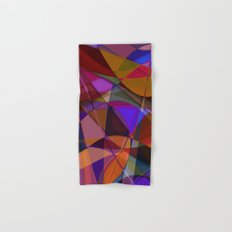 Abstract #376 Hand & Bath Towel