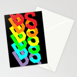 BS Tee Stationery Cards